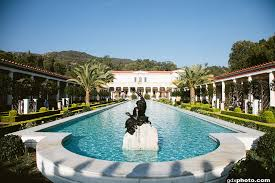 Image of the Getty Villa