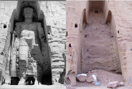 Dialogues In Heritage Science The Destroyed Bamiyan